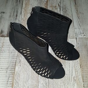 Vince Camuto Booties Size 11M.  NWOT